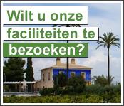 Wilt u onze faciliteiten te bezoeken?
